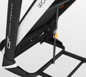Беговая дорожка Carbon Premium World Runner T1. Фото N16