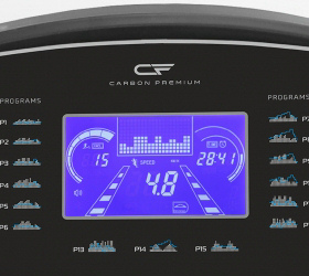 Беговая дорожка Carbon Premium World Runner T1. Фото N3